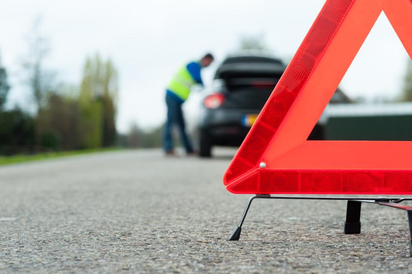 Hoe autopech voorkomen?