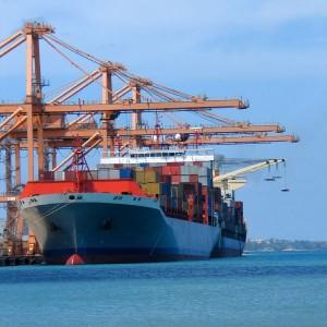 Meevaren als passagier op een containerschip: pure rust