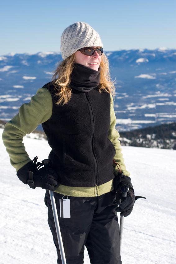 Checklist skivakantie: skikleding
