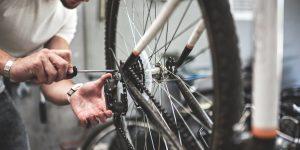 fiets onderhoud