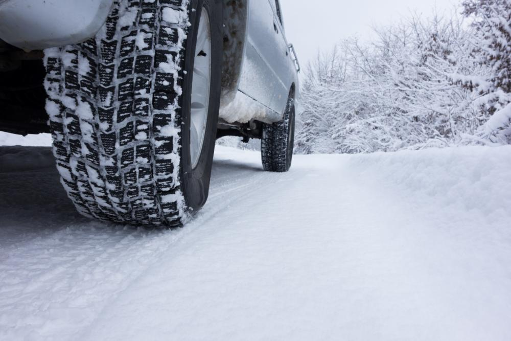 pneus d'hiver obligatoires