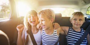 autovakantie kinderen