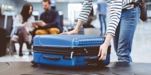bagages volés