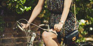 fietsroutes lente